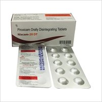 piroxicam 20mg Dispersible tablet