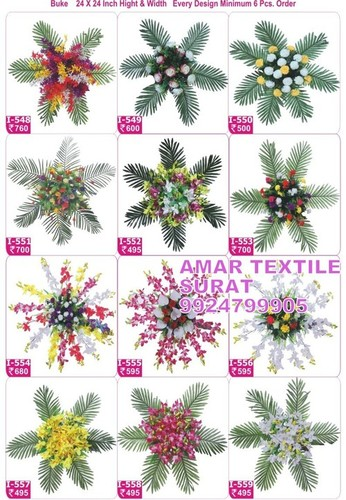 Artificial Flower Mandap Decoration