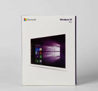Windows 10 Pro Retail Box Online Activation