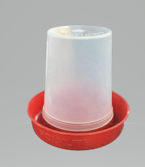Plastic Poultry Cage Drinker