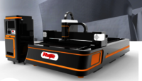 3015A New Design Fiber Laser Cutting Machine