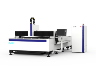 RJ3015H Economic Open Type Fiber Laser Cutting Machine