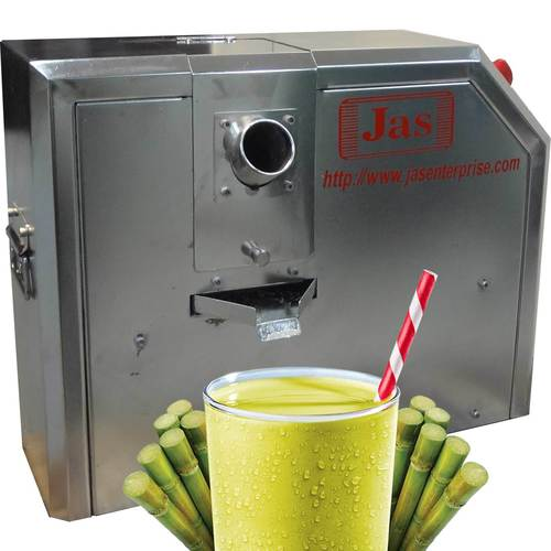 Table Top 3 Roller Automatic Sugarcane Juice Machine