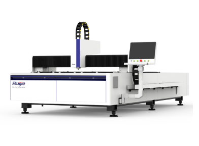 RJ3015S  Heavy Standard Open Type Fiber Laser Cutting Machine