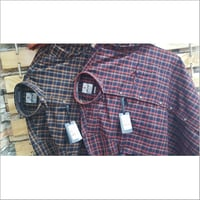 Fancy Mens Check Shirt