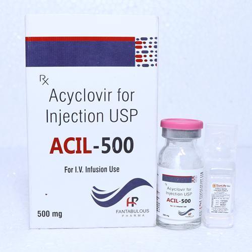 Acyclovir 500 mg injection