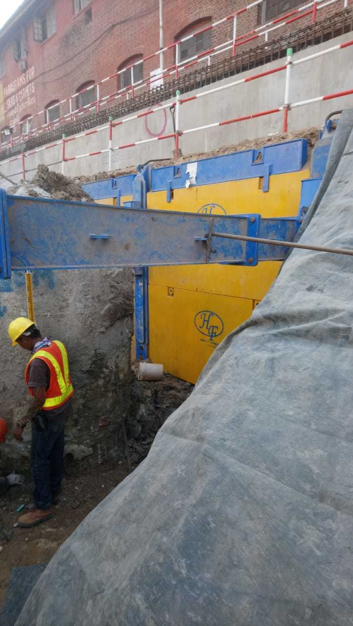 Trench Shoring
