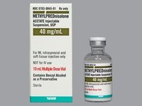 Methyprednisolone Acetate injection