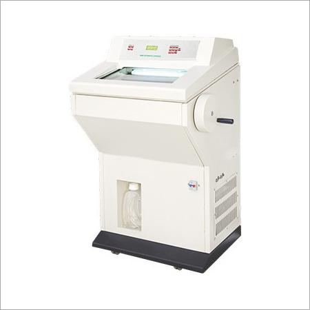Manual Cryostat Microtome Machine