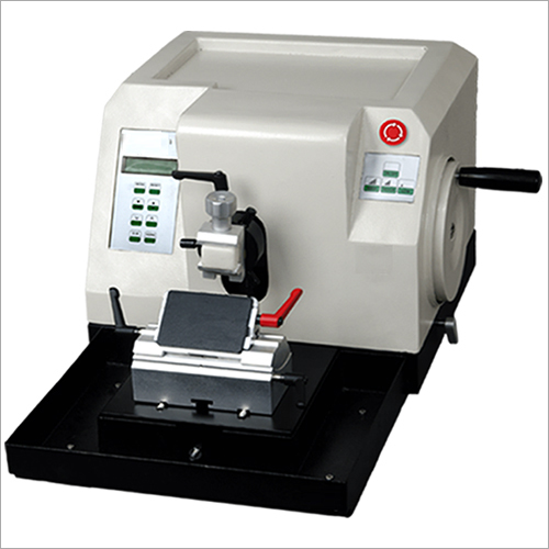 Fully Automatic Microtome Machine