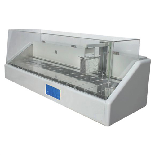 Small Capacity Linear Slide Staining Machine