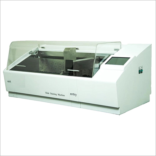 Muli Slide Staining Machine
