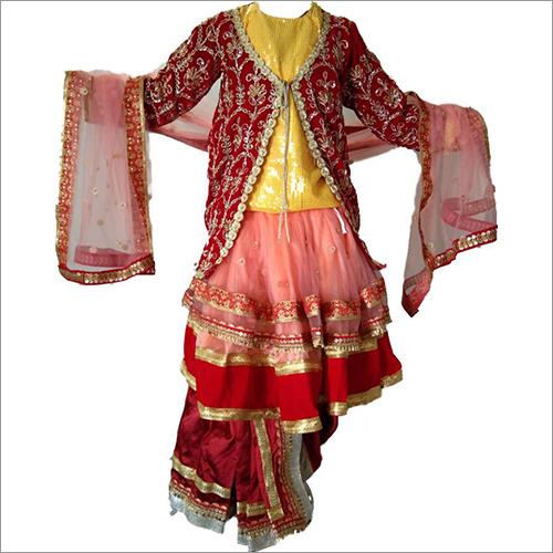 Designer Radha Krishna Dress