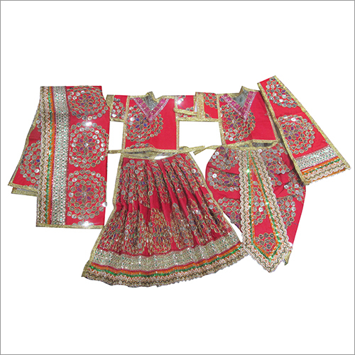 Radha Krishna Dress