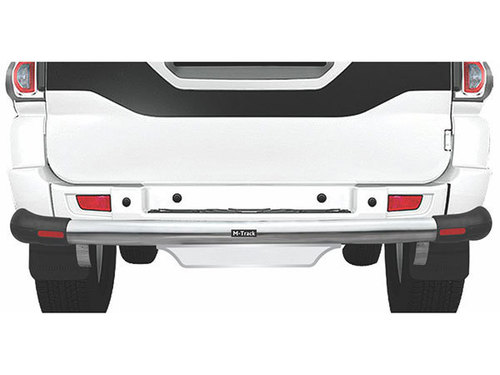 Rear Boot Bumper with Boot Plate