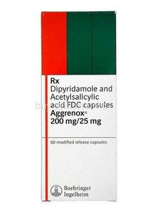 Dipyridamole and Acetylsalicylic Acid Capsules
