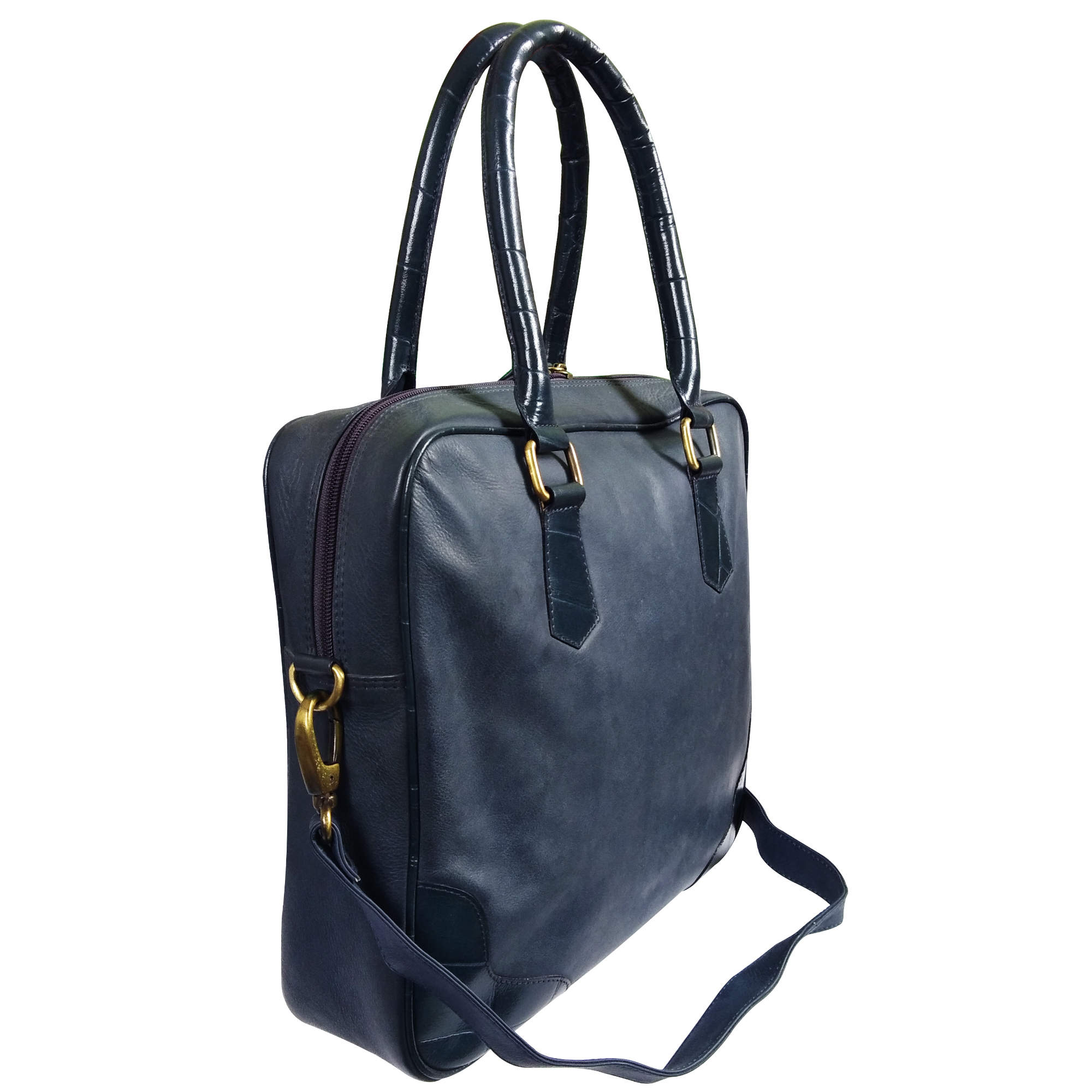 Women Leather I-Pad Office Shoulder Bag