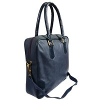 Women Leather I-Pad Office Shoulder Bag
