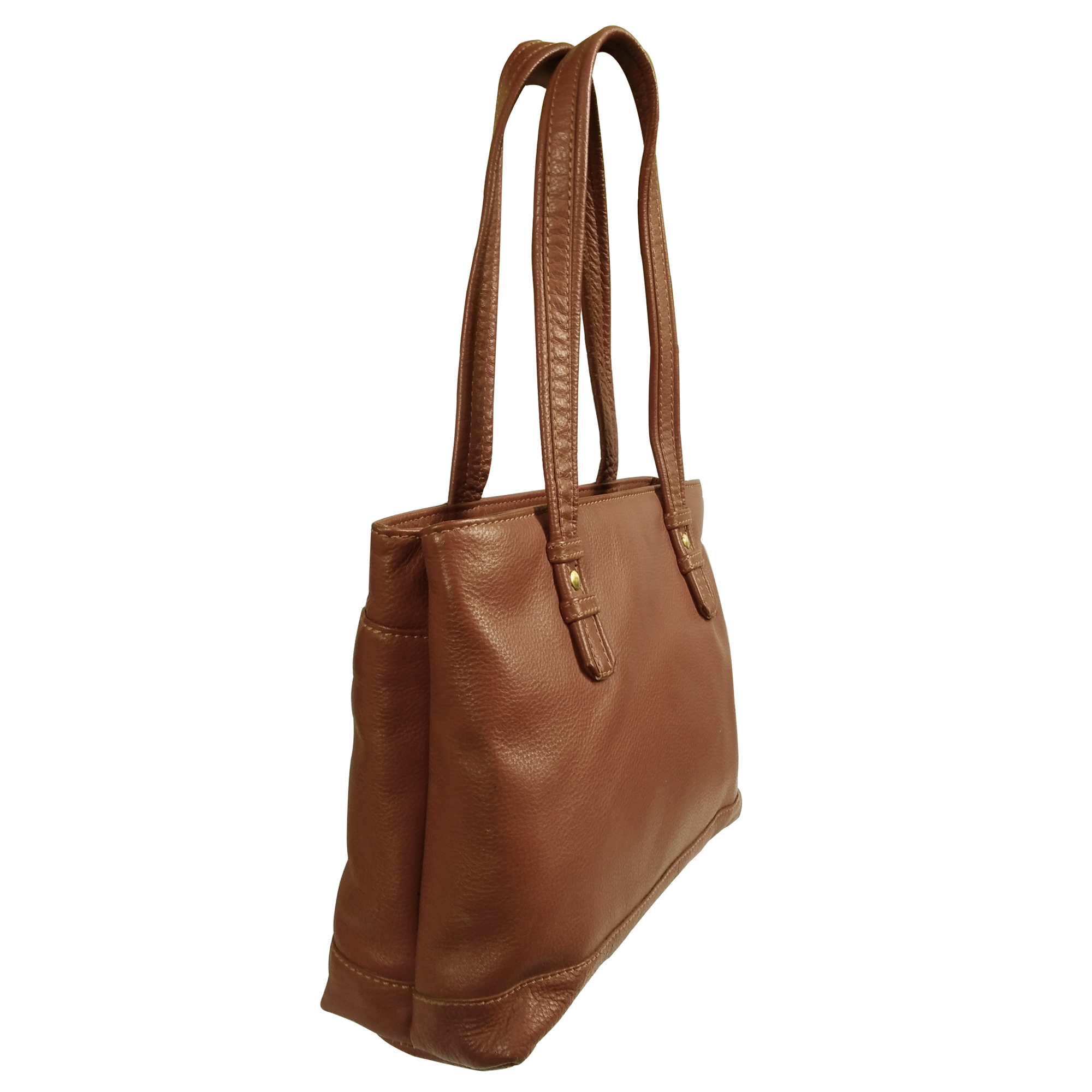 Women Genuine Leather Hand Held Bag