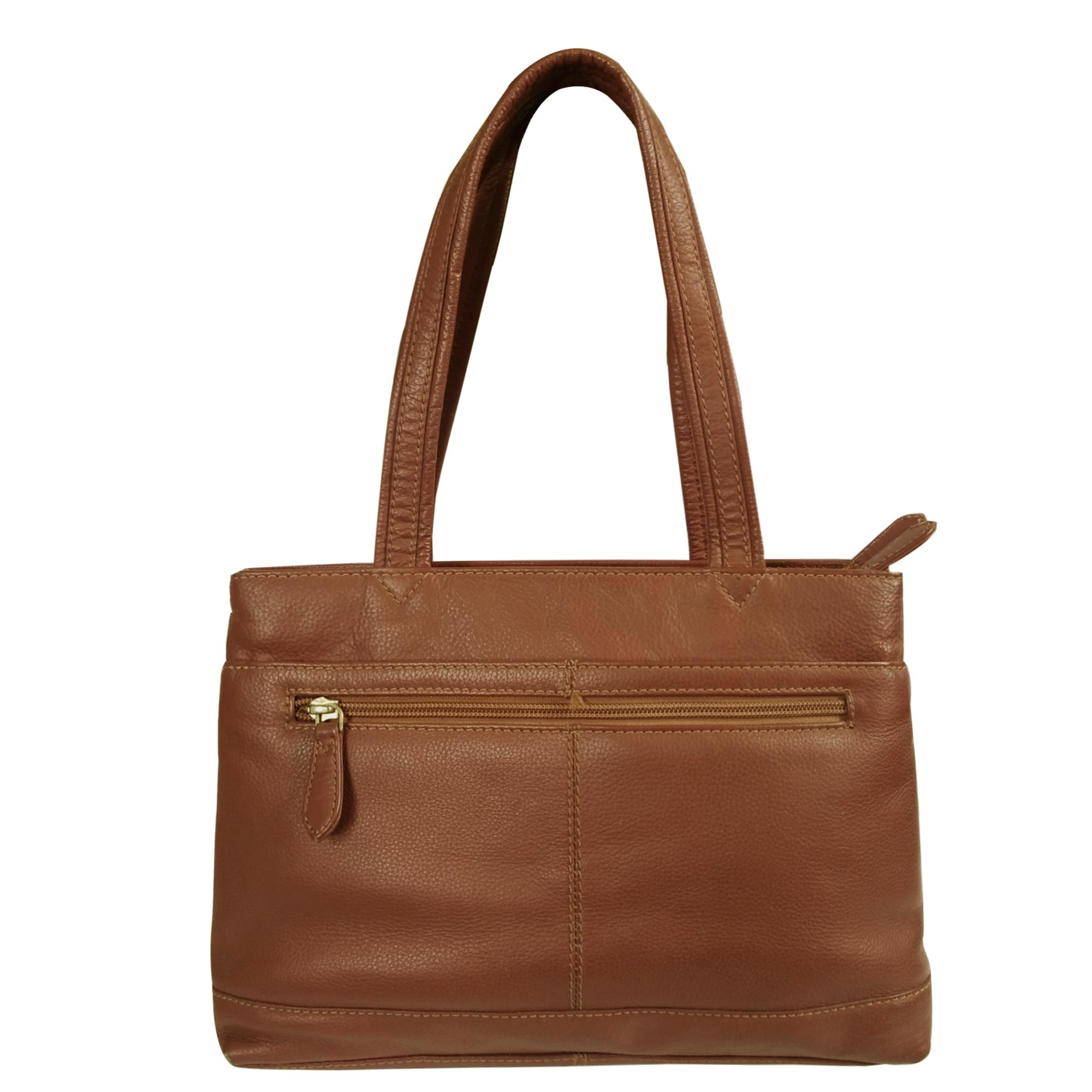 Women Genuine Leather Hand Held Bag