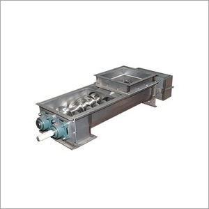 SS Screw Conveyor