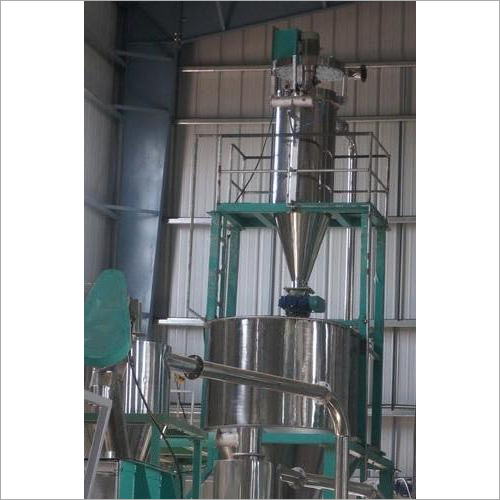 Pneumatic Conveying Plant