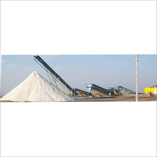 Industrial Salt Washery Plant