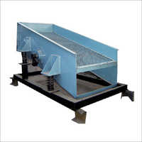 Vibrating Screen And Feeder