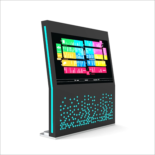 Touch Screen Display Kiosk