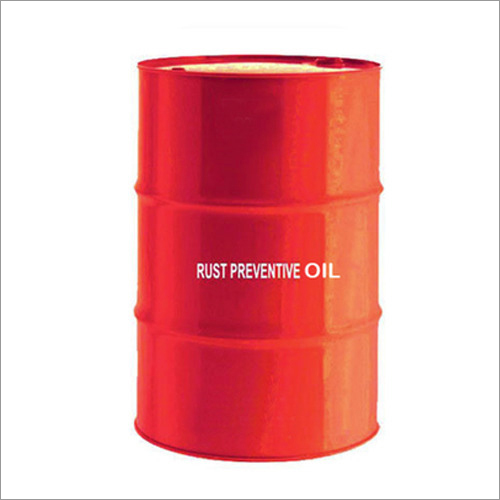 Industrial Rust Preventive Oil