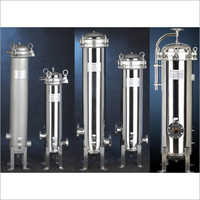 Stainless Steel Water Plant Vessel