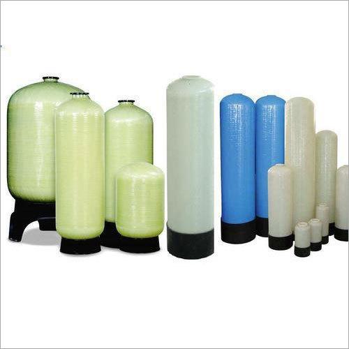 FRP Water Plant Vessel