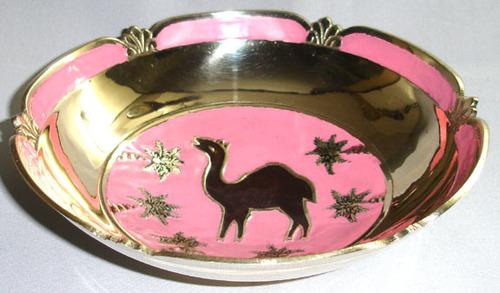 Camel Coloured Bowl