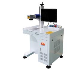China wholesale MOPA Fiber Laser Marking Machine