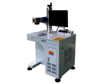 China wholesale MOPA Fiber Laser Marking Machine