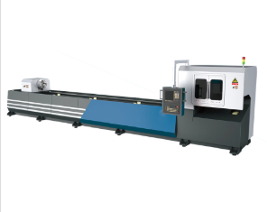 Metal Tube Fiber Laser Cutter
