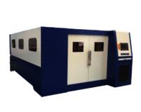 Enclosed Fiber Laser Cutting