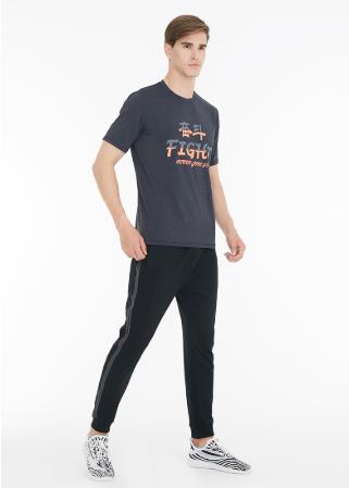 Logo Customized High Quality 100% Cotton T-Shirt