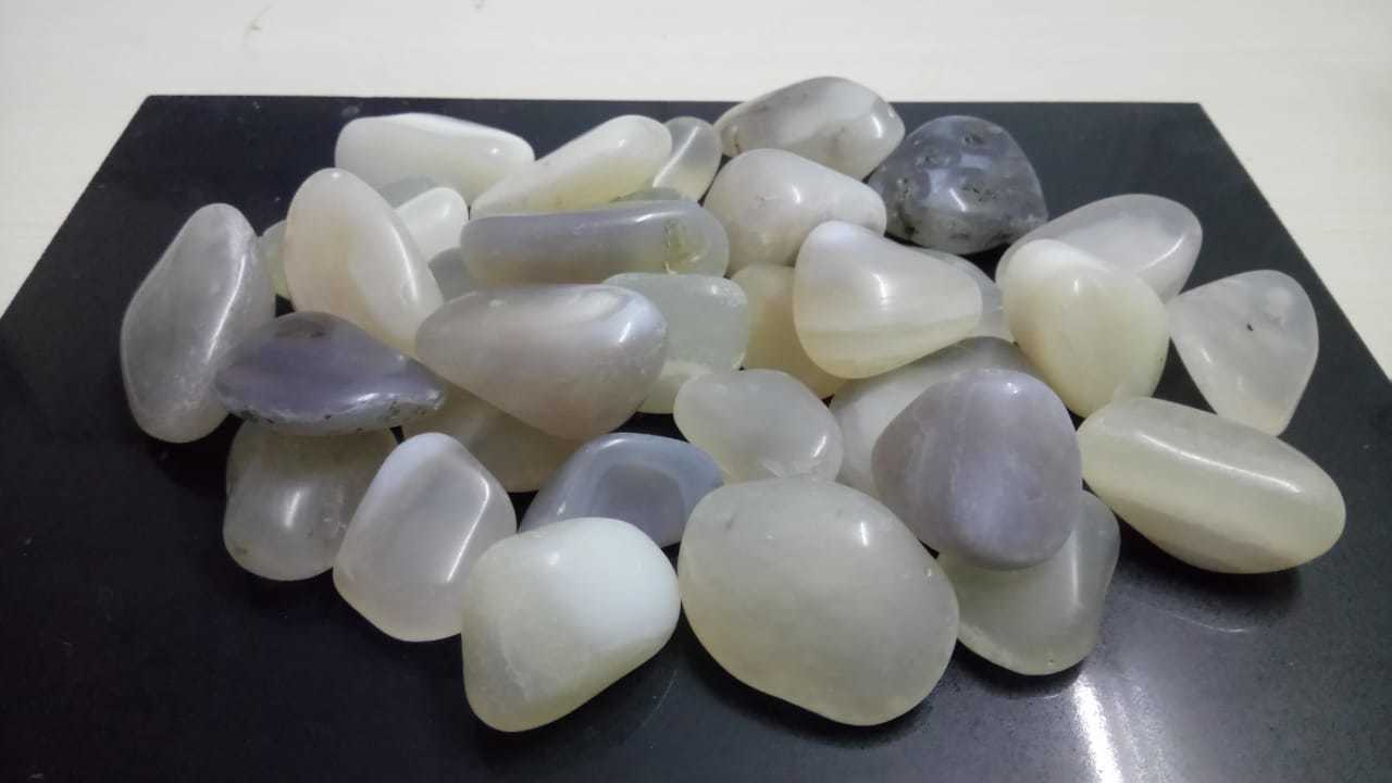 Indian Manufacturer of Natural Agate Onyx Pebbles Stone for Aquarium