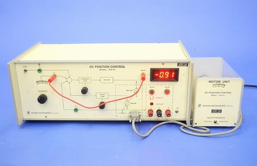 DC Position Control System, DCP-01