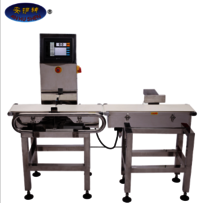 High Quality Auotmatic Conveyor Online Checking Weigher Machine