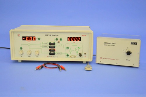 DC SPEED CONTROL SYSTEM, DCS-301