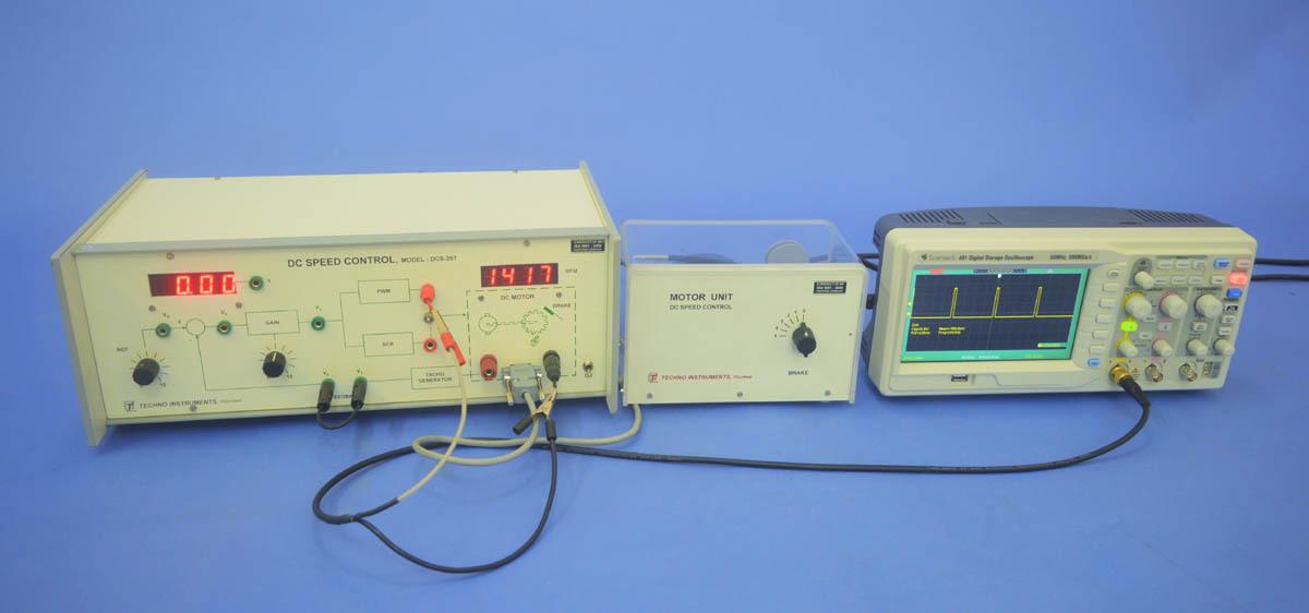 DC Speed Control System, DCS-201