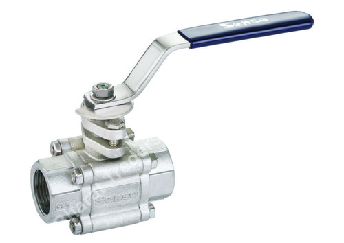 SCREWEND BALL VALVE