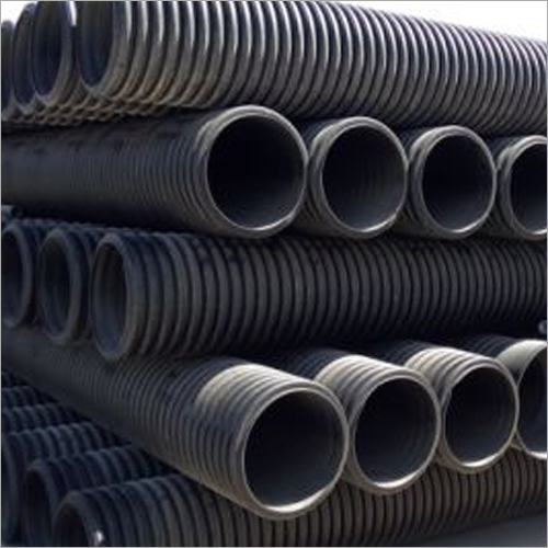 HDPE Wall Corrugated Pipe