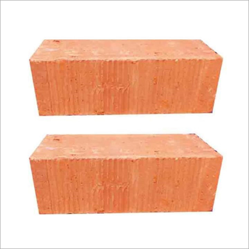Table Moulded Red Bricks