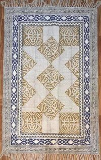 Block Print Cotton Rugs