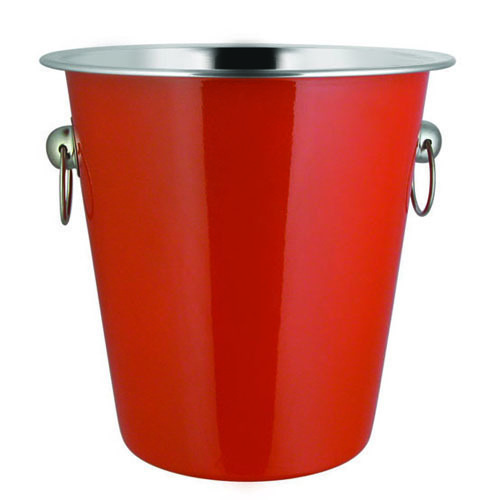 Red colour Champagne Buckets