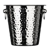 Silver hampered Champagne Buckets