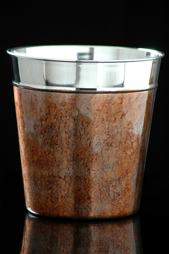 Copper coated Champagne Buckets